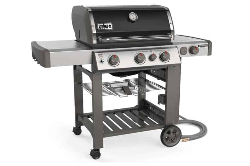 Weber Genesis® II CE-330 Gas Grill (Natural Gas) | Double