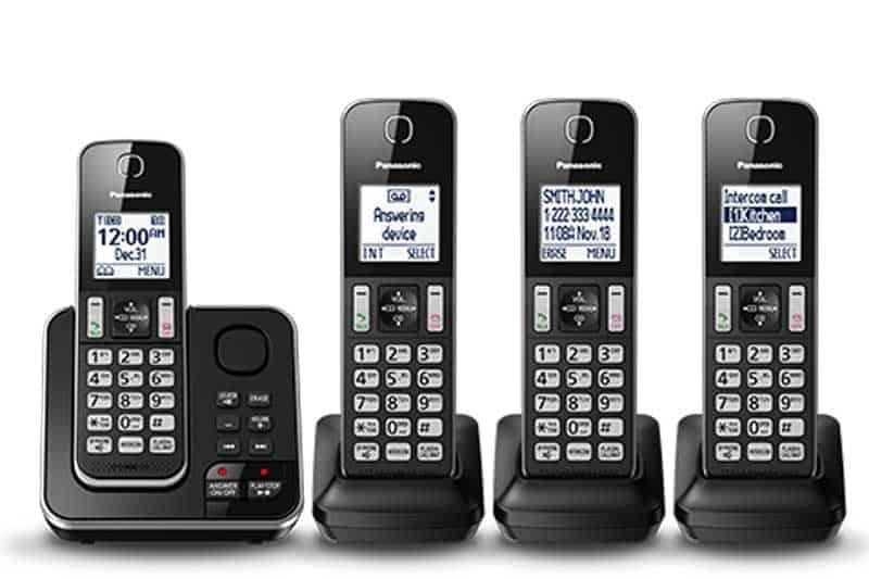 Panasonic Cordless Phone KX-TGD394