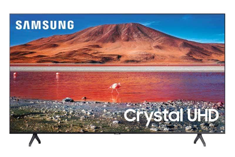 Samsung TU7000 UHD TV 58″