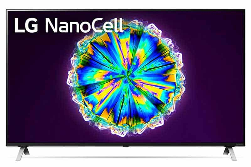 LG  65″ NANO85 LG NanoCell TV with ThinQ® AI 65NANO85UNA