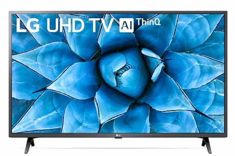 55″ UN73 LG UHD TV with ThinQ® AI 55UN7300AUD