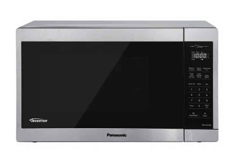 Mid Size Inverter® Stainless steel Microwave Oven NN-SC669S