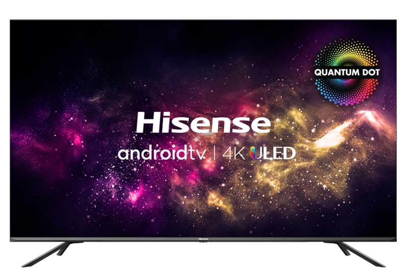 Hisense 65Q8G (2020) 65″ 4K ULED™ Android TV with Quantum Dot Technology