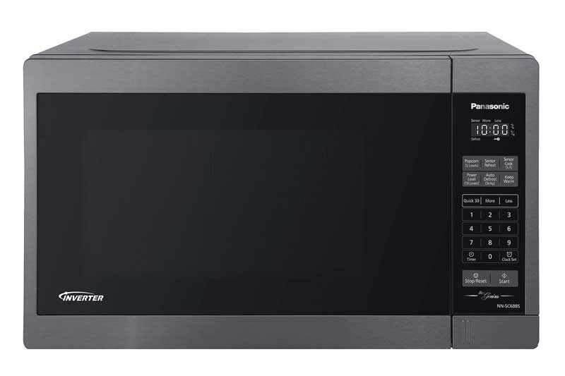 Mid Size Inverter® Microwave Oven NN-SC688S