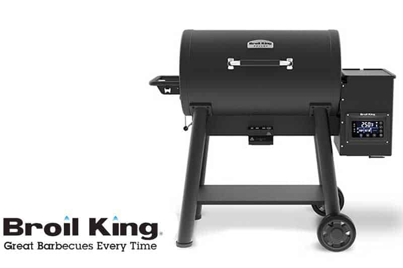BARON PELLET 500 SMOKER AND GRILL