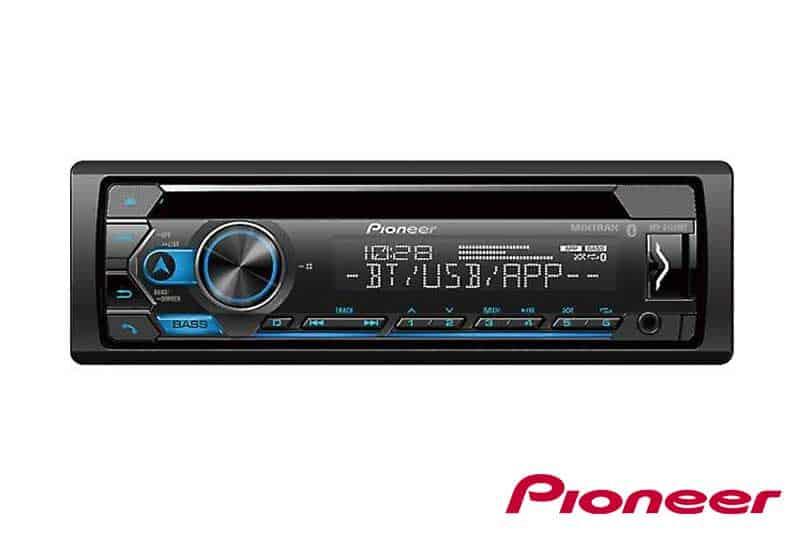 Pioneer DEH-S4220BT CD Receiver